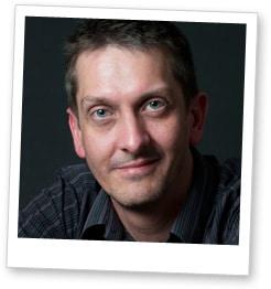 NFC World editor Christopher Brown