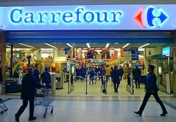 SUPER MARKET: France's leading retailers and mobile operators have agreed to trial NFC for payments and loyalty by the end of 2009