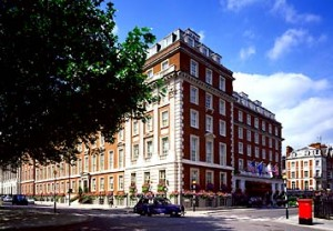 SAY HELLO: Meet other NFCW readers over a cocktail at the Marriott Grosvenor Square Hotel in London next week.