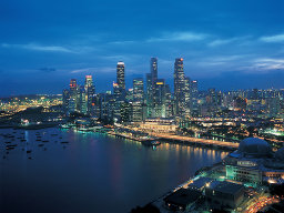 WORLD FIRST: Singapore, a nation of 4.9m people, will be the first to establish a central trusted third party to allow a fully interoperable NFC ecosystem.