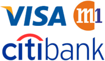 THREE MONTH PILOT: Citibank Singapore will test Visa payWave with mobile network operator M1 and 300 credit card holders
