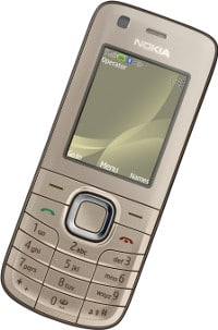 FRONT RUNNER: The 6216 Classic is Nokia's first NFC handset to use a SIM as the secure element