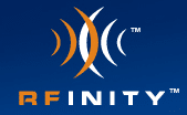 SECURE: RFinity's system brings together encryption, one-time tokens, NFC and microSD cards