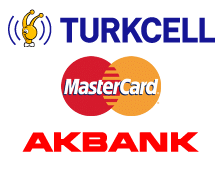 SMALL SCALE TEST: Turkey's largest bank and leading mobile network operator have started a three month trial in Istanbul