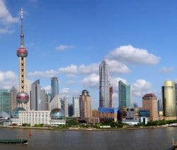 SHANGHAI: Set to be the testing ground for mobile contactless services in China