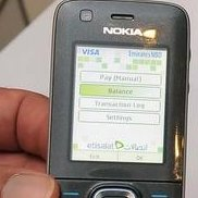 OPTIONS: Customers can choose either a Nokia or a soon-to-launch Samsung NFC handset