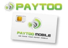 PREPAID: Paytoo's universal wallet solution includes a contactless sticker option
