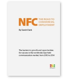 Cover of 'NFC: The Road to Commercial Deployment'