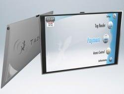 TazTag's TazCard NFC/Zigbee device