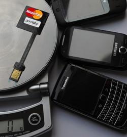 Mastercard Gemalto Upteq N-Flex