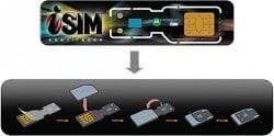 Motorola iSim