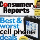 Consumer Reports cover