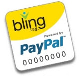 A Paypal/Bling Nation 'Blingtag'