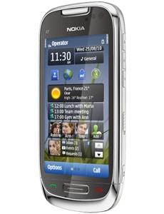 Nokia C7 handset