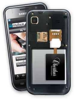 Oberthur NFC SIM Adaptor