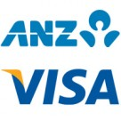 ANZ and Visa are running an NFC trial in Australia