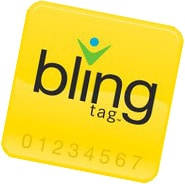 Bling Nation's Bling Tag