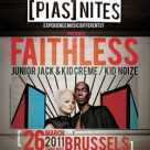 Faithless at PIAS Nites