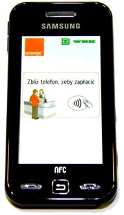 Orange Poland NFC trial