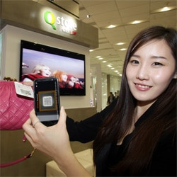 SK Telecom's Q-Store