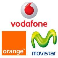 Vodafone Orange Movistar