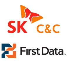 SK C&C and First Data