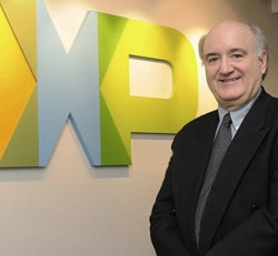 NXP CEO Rick Clemmer