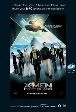X-Men First Class smart poster