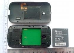 Huawei Sonic NFC antenna