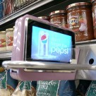 3GTV shelf-edge display