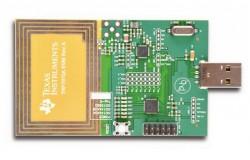 TI's TRF7970A EVM board