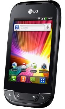 LG Optimus Net with NFC