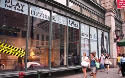 Rizzoli & Isles storefront