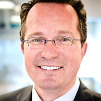 Collis CEO Dirk Jan van den Heuvel