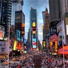 Times Square. Pic: Oto Godfrey