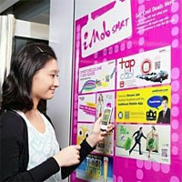 An iMobSMRT smart poster