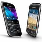 BlackBerry Bold 9790 and BlackBerry Curve 9380 with NFC