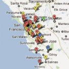 Gap Google Wallet locations
