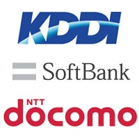 KDDI, Softbank and NTT Docomo have formed the Japan Mobile NFC Consortium