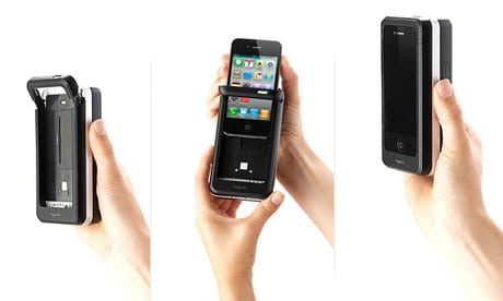 Ingenico's ISMP turns an iPhone into a POS terminal
