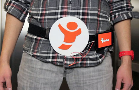 LikeBelt: Fun, but not likely to be the next big thing at NFC conferences