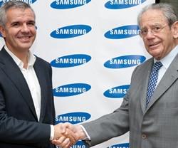 Samsung and Universidad Pontificia de Salamanca