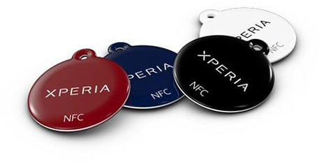 Sony Xperia SmartTags are read-only NFC tags