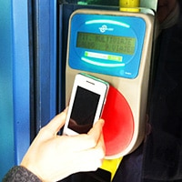 EMT Malaga's NFC ticketing trial
