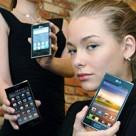 LG's Optimus L3, L5 and L7 phones