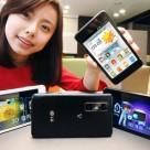 LG's Optimus 3D Cube