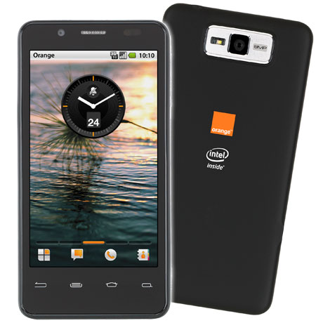 Orange to launch first Intel NFC phone • NFC World