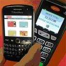 Santander's NFC wallet