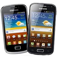 The Samsung Galaxy Mini 2 and Samsung Galaxy Ace 2