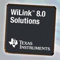 Texas Instruments' WiLink 8.0 combo chips